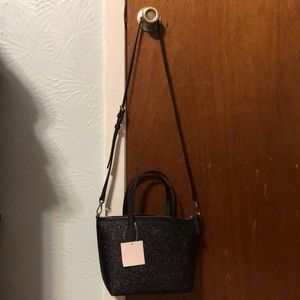 Black Small satchel purse